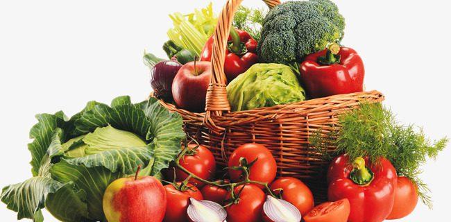 旬の野菜や果物で体の中から美しく